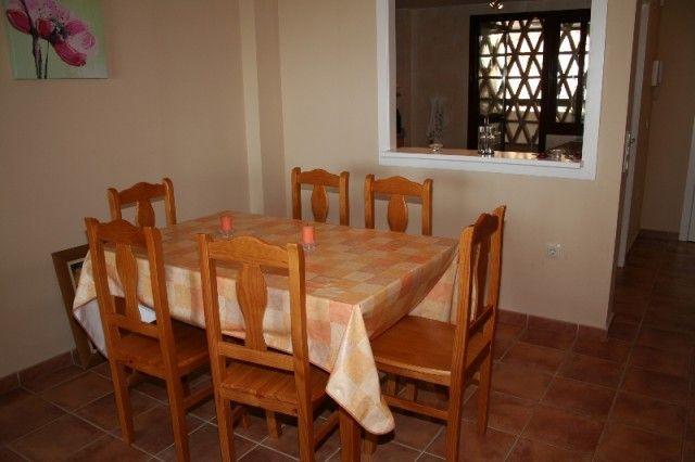 Dining Area of Spain, Granada, Almuñecar, La Herradura