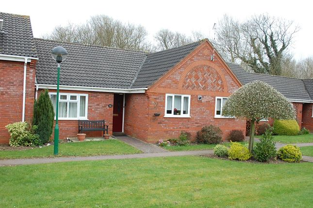Thumbnail Bungalow for sale in Sutton Close, Quorn, Leicestershire