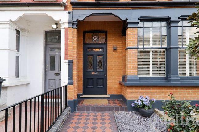 Thumbnail Terraced house for sale in Glebe Road, London