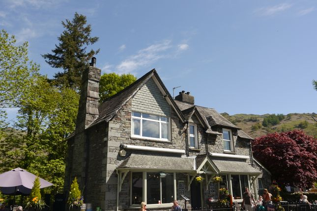 Thumbnail Flat for sale in Rothay Villa Stock Lane, Grasmere