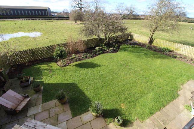 Rear Garden of Dalton, Thirsk YO7
