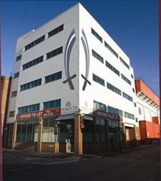 Serviced office to let in Blades Enterprise Centre, Sheffield