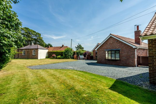 Thumbnail Detached bungalow for sale in Agar Cottage & The Old Chapel, Warthill, York
