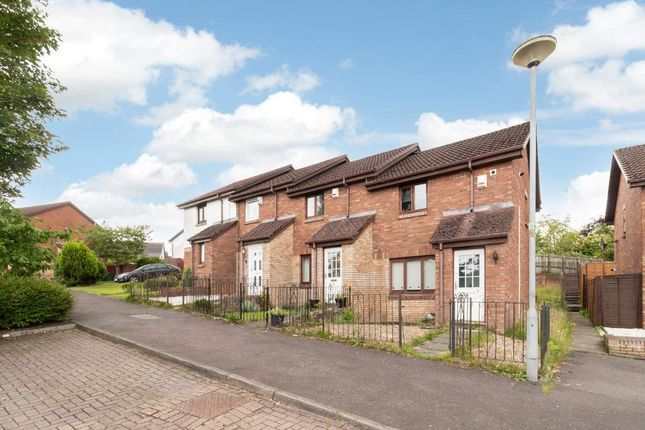 Thumbnail Terraced house for sale in Rhindmuir Court, Swinton