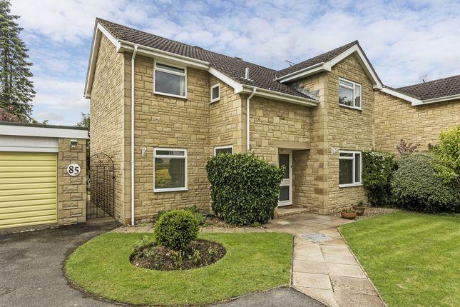 Thumbnail Detached house to rent in Moorend Road, Leckhampton, Cheltenham