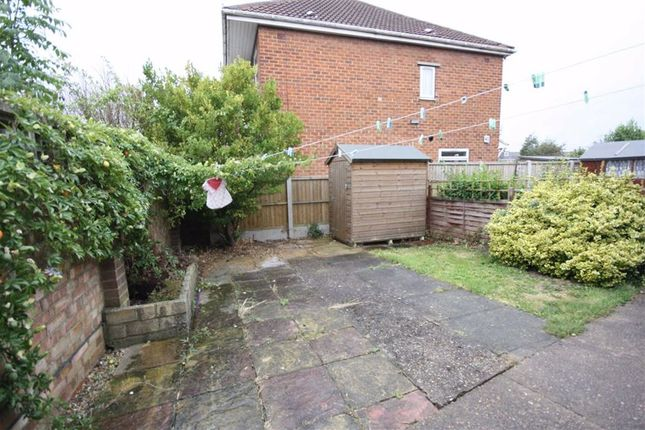 Garden of Abbots Close, Sutton House Road, Hull HU8