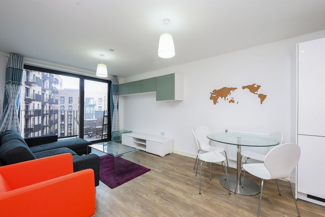 Thumbnail Flat to rent in Bramwell Way, London