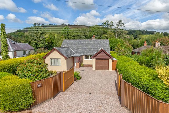 Thumbnail Detached bungalow for sale in Sarn, Bucknell, Craven Arms