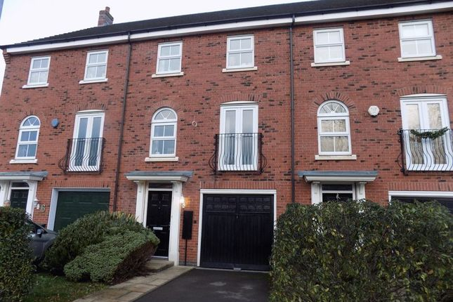 Thumbnail Town house to rent in Horton Drive, Stafford