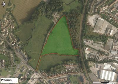 Thumbnail Commercial property for sale in Commercial Land, Bradford Road, Trowbridge, Wiltshire