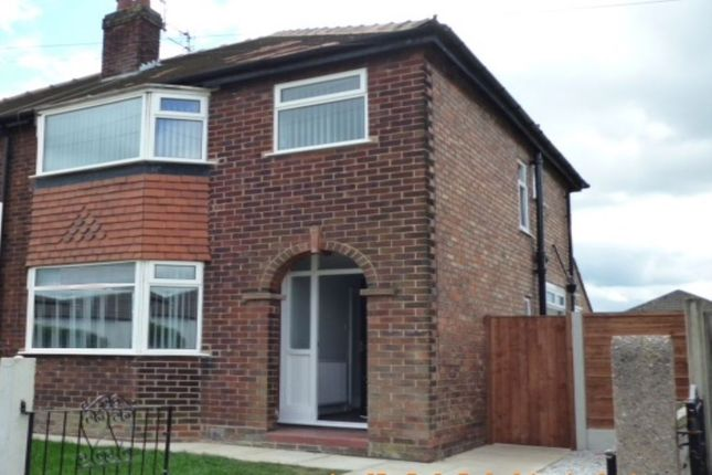 Thumbnail Semi-detached house to rent in Vale Road, Timperley, Altrincham