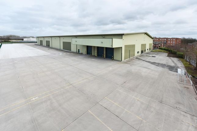 Thumbnail Light industrial to let in Howley 80, Howley Lane, Warrington
