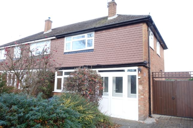 Thumbnail Semi-detached house to rent in Meadow Way, Potters Bar