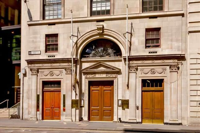 Thumbnail Office to let in Leadenhall Street, London