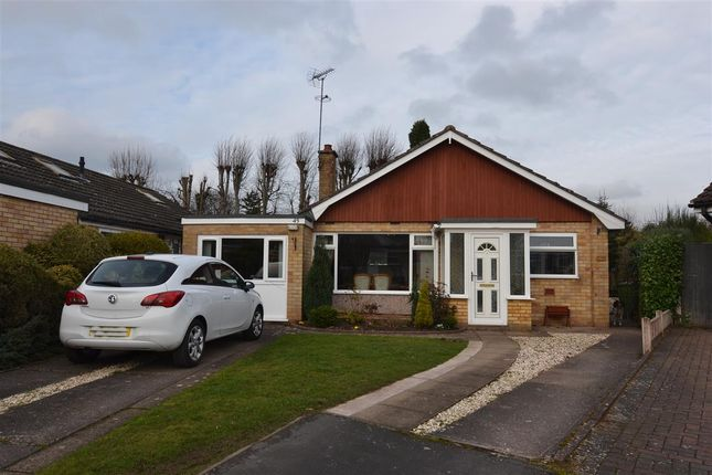 Thumbnail Detached bungalow for sale in Clevedon Avenue, Hillcroft Park, Stafford