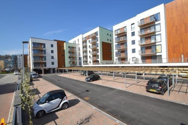 Thumbnail Flat to rent in Argentia Place, Portishead, Bristol
