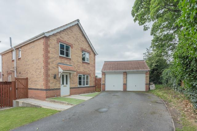Thumbnail Detached house for sale in Annie Senior Gardens, Bolton-Upon-Dearne, Rotherham