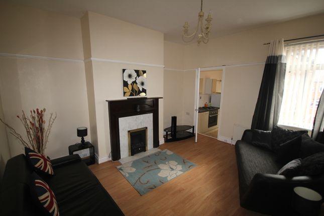 Thumbnail Flat to rent in Cauldwell Lane, Monkseaton
