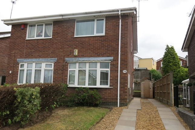 Thumbnail Semi-detached house to rent in Zodiac Drive, Tunstall, Stoke-On-Trent