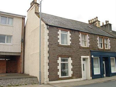 Thumbnail Semi-detached house for sale in 55 Queen Street, Newton Stewart
