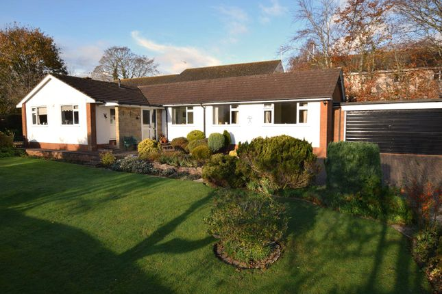 3 bed bungalow for sale in Orchard Close, Lympstone, Exmouth EX8