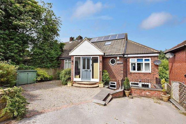 Thumbnail Detached house for sale in Two Levels, Scotchman Lane, Morley, Leeds, West Yorkshire