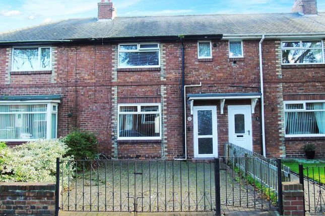 3 bed terraced house to rent in Delaval Avenue, North Shields