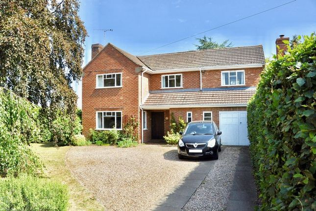 Thumbnail Detached house for sale in Offenham Road, Evesham