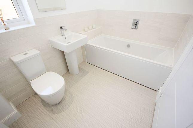 Family Bathroom of Schirehall Avenue, Danderhall EH22