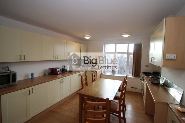 Thumbnail Flat to rent in Hyde Terrace, Hyde Park, Five Bed, Leeds