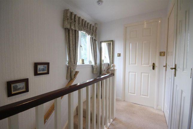 Hallway of Norwood Terrace, Uddingston, Glasgow G71