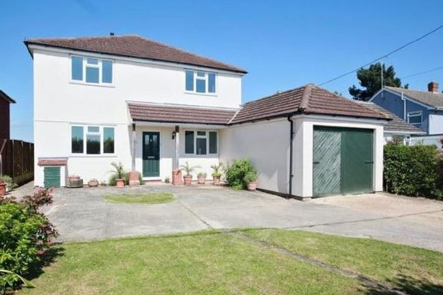 Thumbnail Detached house for sale in Inworth Road, Feering, Colchester