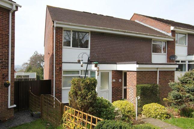 Thumbnail Flat for sale in Longfield Avenue, Kingsteignton, Newton Abbot