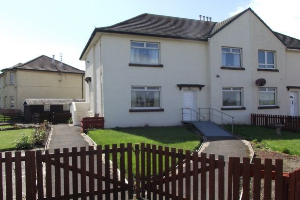 Thumbnail Flat to rent in Kennedy Road, Troon