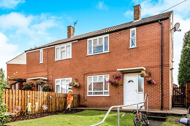2 bed semi-detached house for sale in Old Hall Road, Tingley, Wakefield