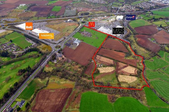 Thumbnail Land for sale in Lands At Sprucefield, Lisburn, County Antrim