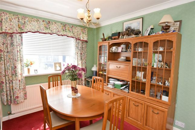 Thumbnail Detached bungalow for sale in Main Street, Linton On Ouse, York
