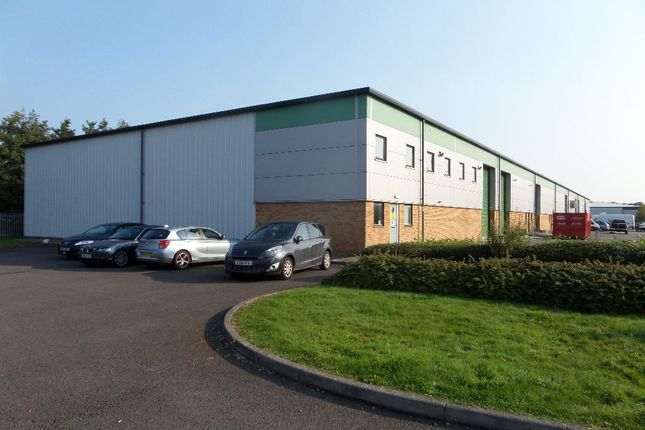 Thumbnail Light industrial to let in Capital Business Park, Cardiff