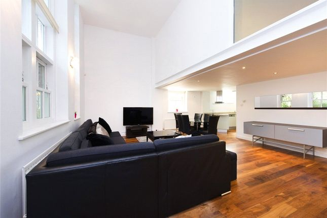 Thumbnail Flat for sale in Linstead Street, West Hampstead, London