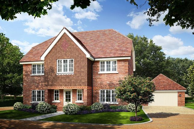 Thumbnail Detached house for sale in Larks Hill Place, Watersplash Lane, Warfield, Berkshire