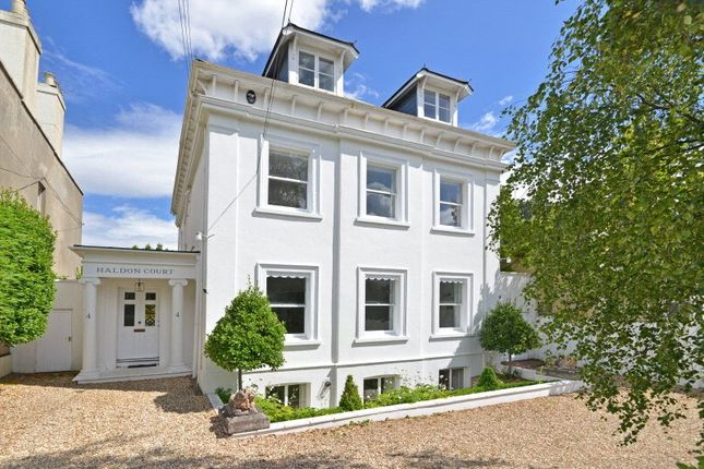 Thumbnail Detached house for sale in Manston Terrace, St. Leonards, Exeter