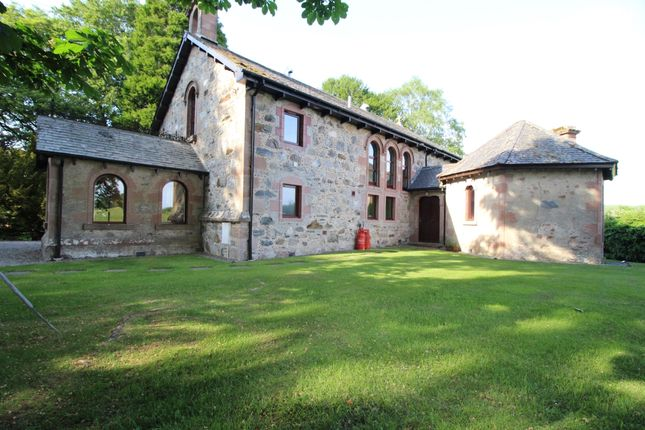 Thumbnail Detached house for sale in Highfield House, Muir Of Ord, Ross-Shire