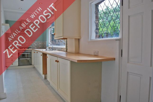 2 bed terraced house to rent in Stamford Park Road, Hale, Altrincham WA15