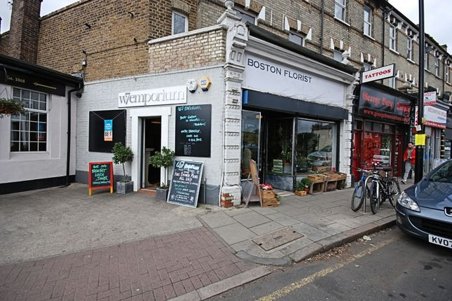 Thumbnail Restaurant/cafe for sale in Boston Road, Hanwell