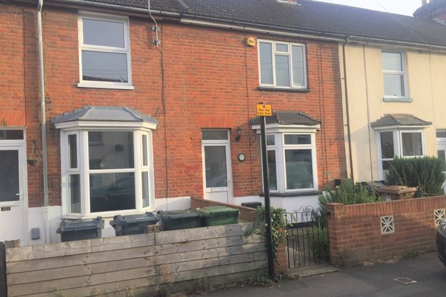 Thumbnail Terraced house to rent in Lower Denmark Road, Ashford, Kent United Kingdom