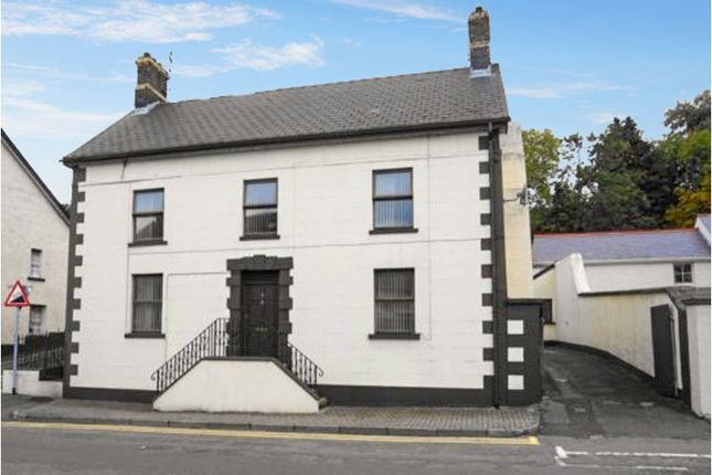 Thumbnail Detached house for sale in Main Street, Lisnaskea