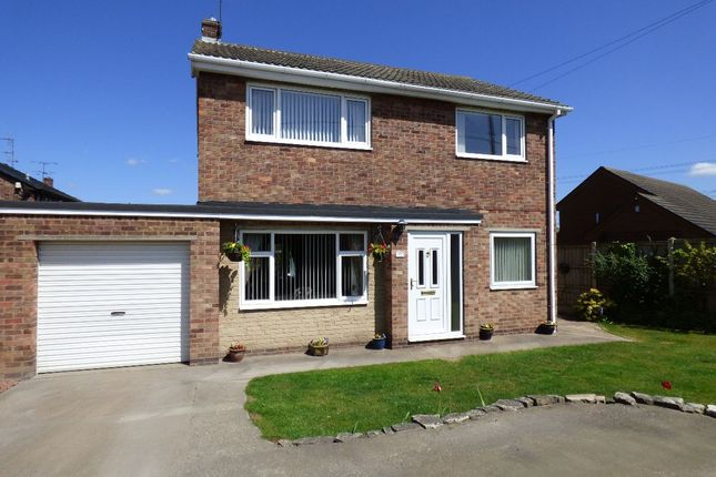 Thumbnail Detached house for sale in Whiphill Lane, Armthorpe, Doncaster