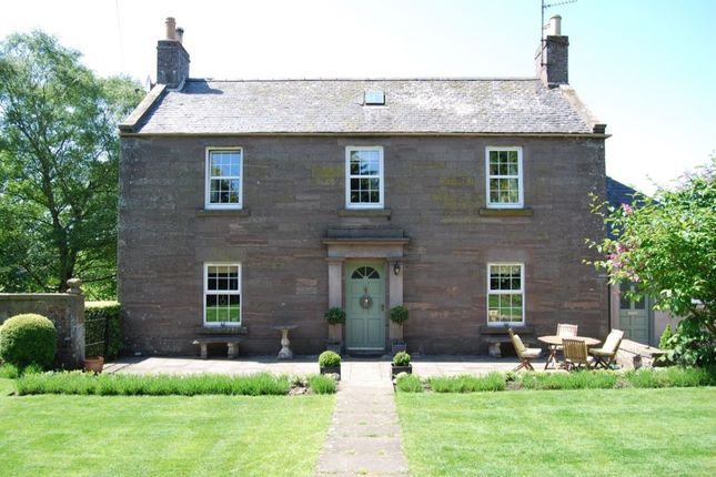 Thumbnail Detached house for sale in Burnside Of Keithock, Trinity, Brechin