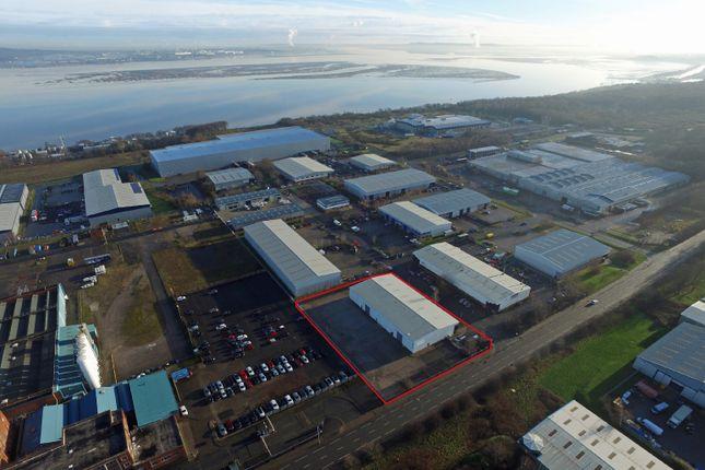 Thumbnail Warehouse to let in Stadium Court Plantation Road, Bromborough