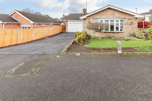 Thumbnail Detached bungalow for sale in Meadow Drive, Sutton-In-Ashfield, Nottinghamshire